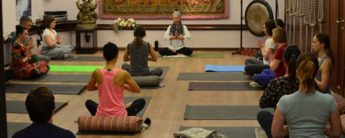 Кундалини йоги + Гонг медитации с Kathryn Melbye 04.12.2019
